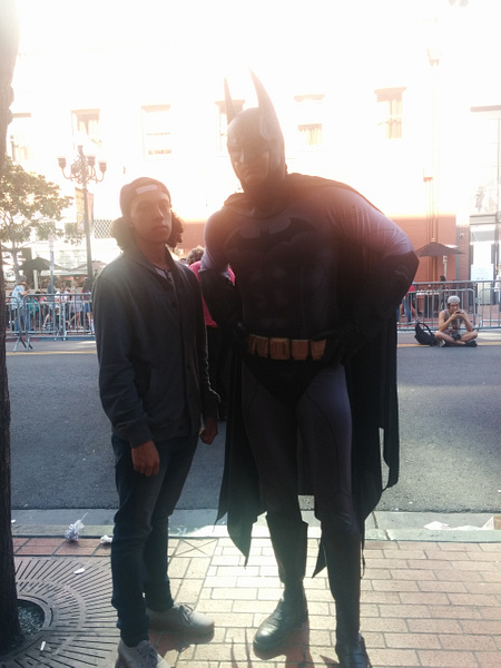 Batman! by JacobSaucedo