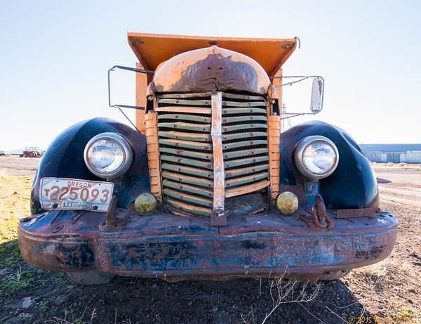 IH Dump Truck-4616