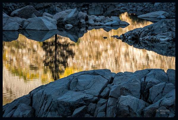 Bright and Early on Sabrina Lake