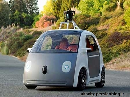Without a car and driver steering Google by Mahdid1