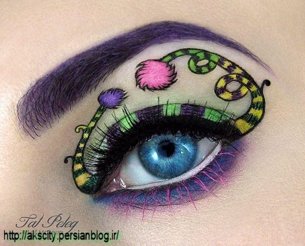 عکسهای نقاشی های جالب چشم(http://akscity.persianblog.ir) by Mahdid1