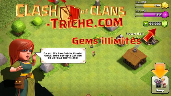 Clash Of Clans Astuce