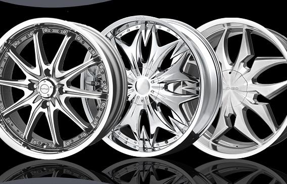 Custom wheels by Sofiarowley57