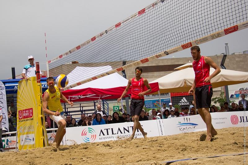 TVF Pro Beach Tour 2014, Ankara - 4. Gün