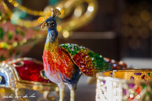Peacock.. by Mike van der Lee