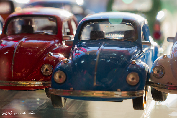 Cool, a car called beattle... by Mike van der Lee
