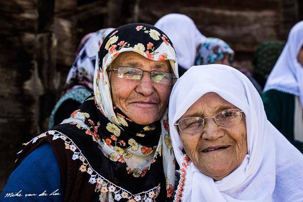 Village People by Mike van der Lee