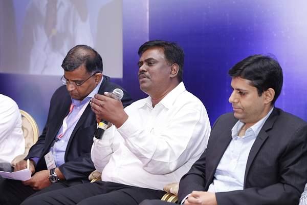 rameeshkailasam-kmohanraja-ashishkapahi-at-panel-discussion-at-12th-varindia-it-forum-2014