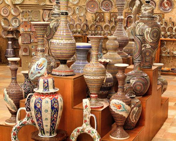 Sultan's Pottery, Turkey