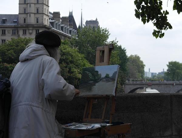 A little bit of Paris by Anastasija by Anastasija
