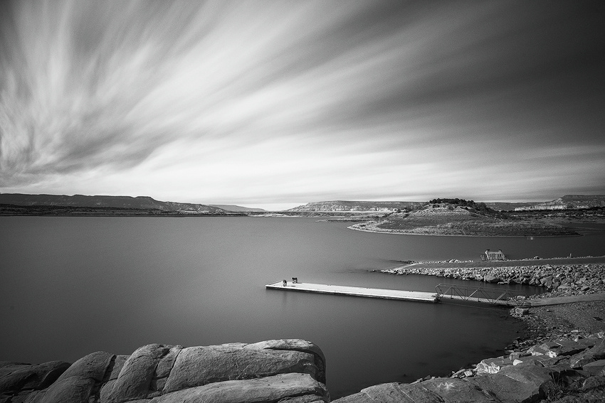 Lake Abiquiu by Tony Sweet
