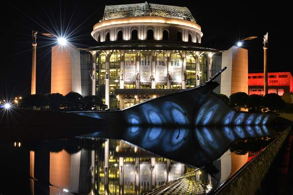 National theater - Hungary - Budapest