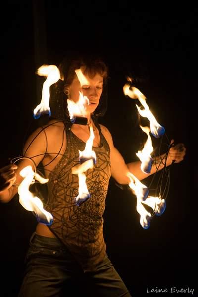 fan fire