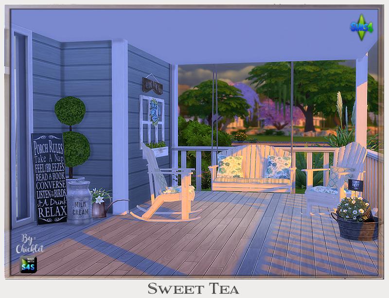 TS4: Sweet Tea Porch Set Sweet_Tea_Ad_Pic