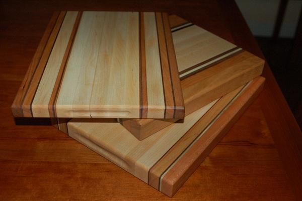 Cutting Boards by JerryRobinson