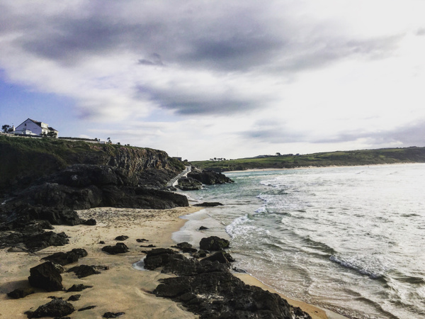 Sand, Sea and Stone by ConnorSmith