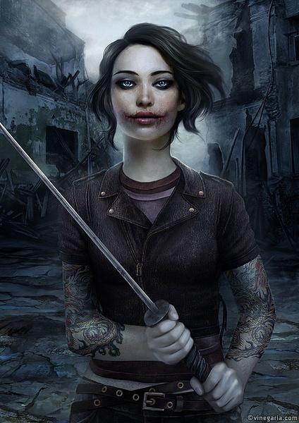 Vampires: 30 Postcard by Regina3