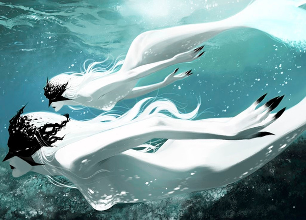Mermaids by Regina3