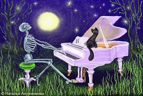 Sceletons, bones by Regina3