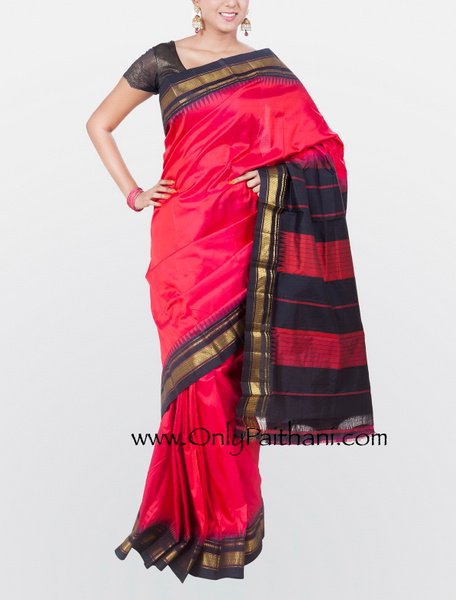 Handloom sarees by OnlyPaithani