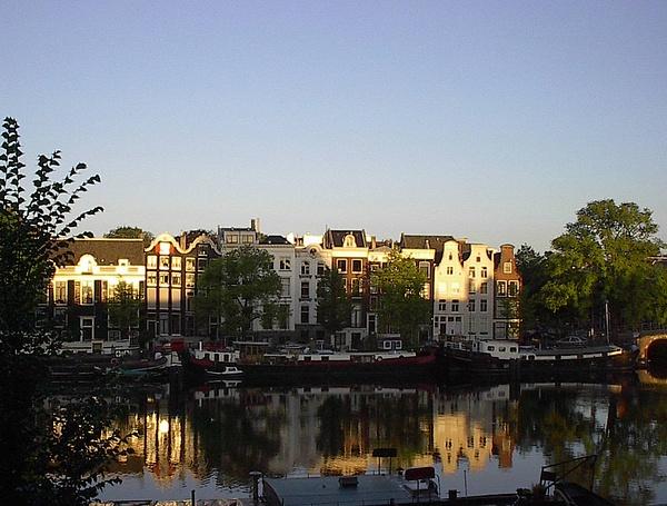 Amsterdam by Vernon Adams