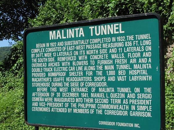 The Tunnels on Corregidor