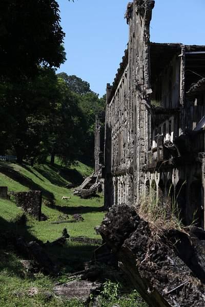 Barracks on Corregidor