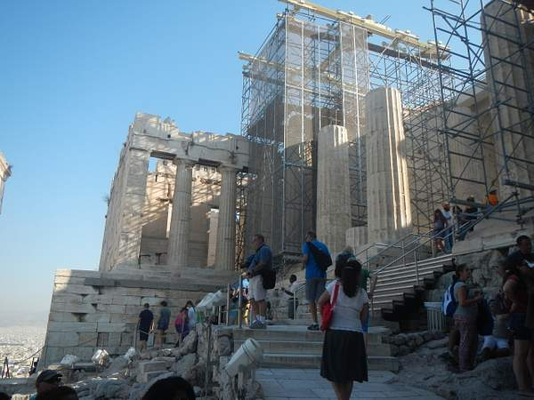 Acropolis (The Propylaea)