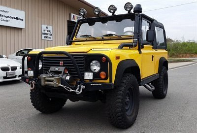Eurobahn - Used 1997 Land Rover Defender by Eurobahn