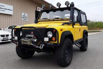 Used-1997-LandRover-Defender-ID93652398