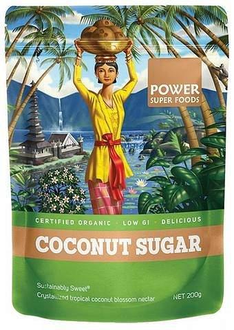 POWER SUPER FOODS COCONUT PALM SUGAR