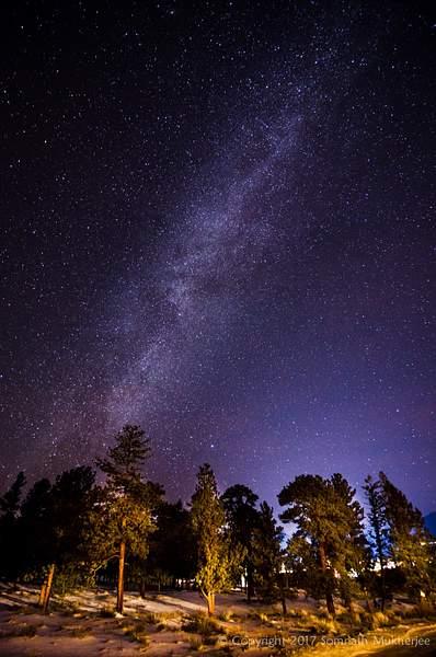 Milky Way over YMCA of the Rockies | Estes Park, CO | December, 2016