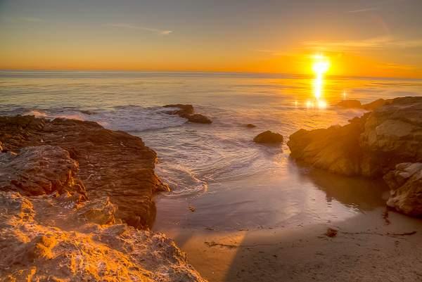 Dan Blackburn Sunset at Laguna Beach CaliforniaSunset_T0B0876_7_8 copy