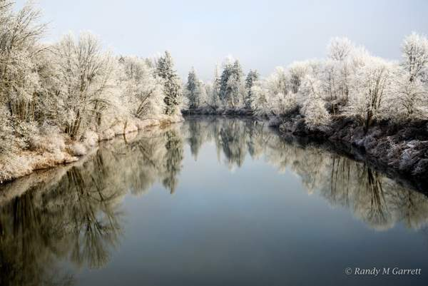 Icy Chehalis River