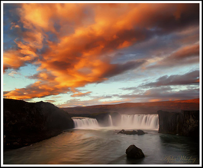 Godafoss And Dettifoss