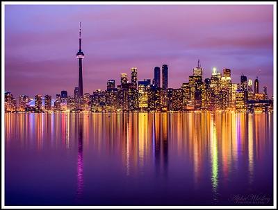 Capturing The Toronto Skyline