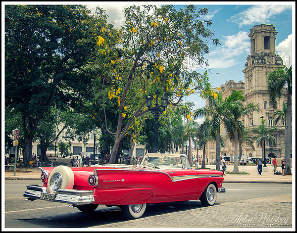 Classic Cars In Cuba by Alpha Whiskey Photography