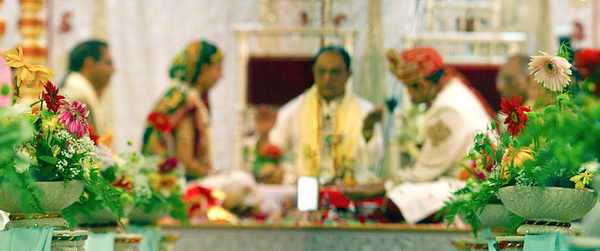 Wedding by premii