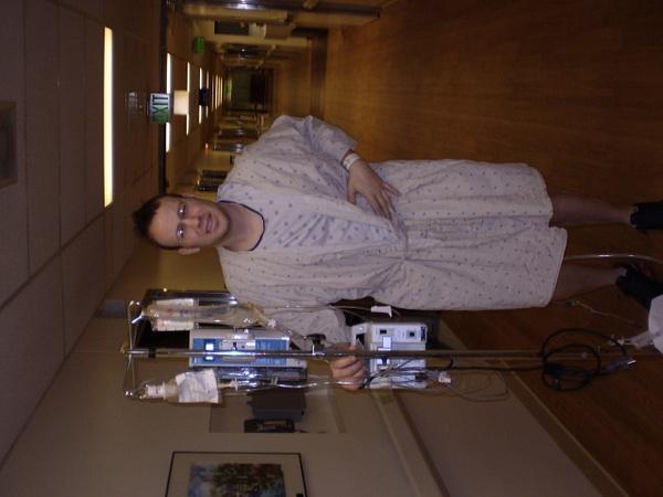Seth Portalnd Hospital 1/09 by SheilaK