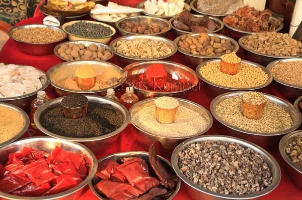 Spices, Barkhor Market