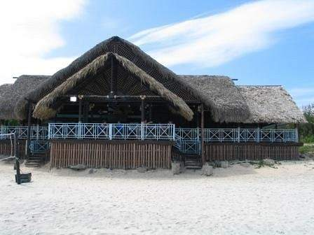 Beach Grill @ Sandals Royal Hicacos
