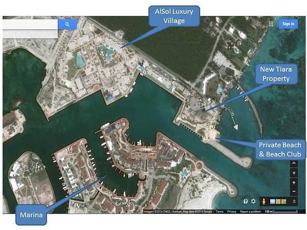 Resort Location Map