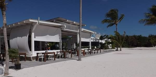 Sunsets Bar & Grill on Juanillo Beach
