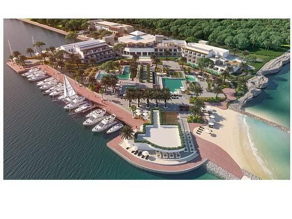 Tiara Resort Layout Rendering_1
