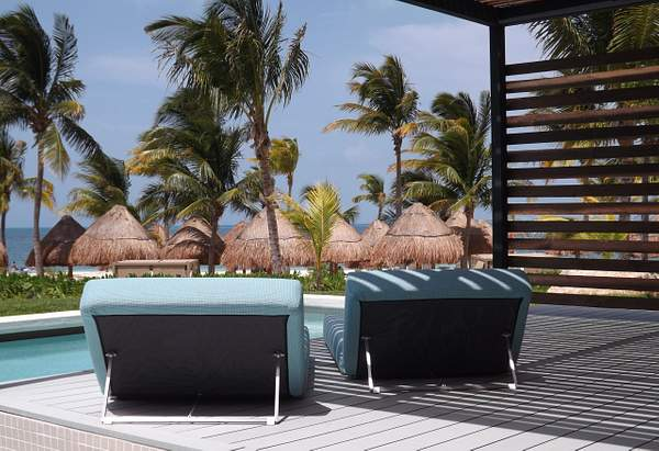 Finest Club Imperial Pool Suite