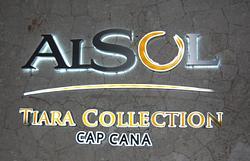 AlSol Tiara Collection Cap Cana_April 2016