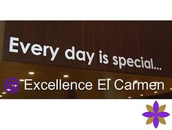 Excellence El Carmen_September 2016
