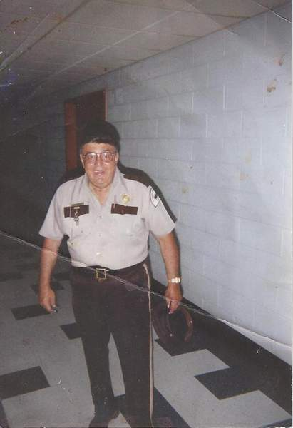 security guard Ralph