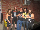 Havok 08/09/13 in Trenton, NJ