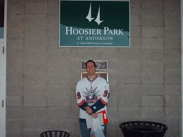 Me @ Hoosier Park